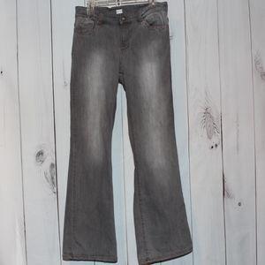 Cache Grey Denim Jeans 12